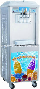Soft Ice Cream Machine with CE (Double Assembly) pictures & photos