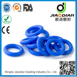 Blue Viton O Rings for Mechanical Sealing with SGS RoHS FDA Certificates As568-JIS2401-ISO3601 (O-RINGS-0055)