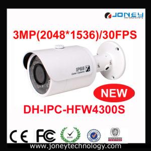 3MP Full HD Onvif Poe Dahua IP Camera pictures & photos