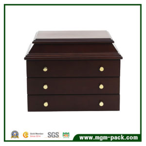 Luxury Decorative Wooden Jewelry Storage Box pictures & photos