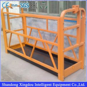 Fob Qingdao Zlp1000 Lifting Platform Rated Load 1000kg pictures & photos