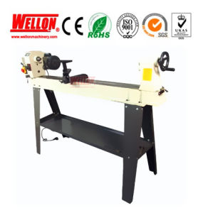 Wood Turning Lathe (Wood Turning Machine MC1443MC1643) pictures & photos