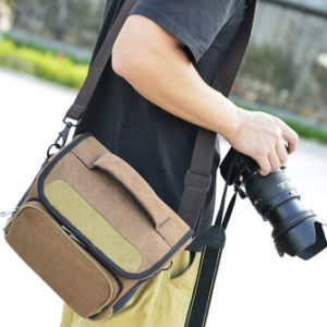 New Arrvial Canvas Digital Camera Bag pictures & photos