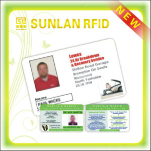 High Quality Plastic Card for VIP Membership (Free Sample) pictures & photos