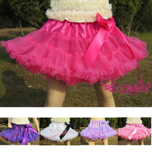 Baby Fashion Pettiskirt/Tutu/Girl Pettiskirt (LC-PS-0002)