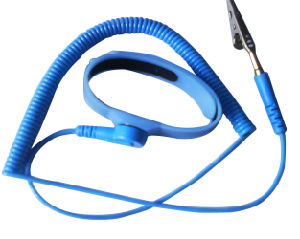Ln-1701 Antistatic ESD Silicon Wrist Strap pictures & photos