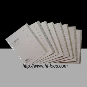 PP Index Dividers (F-5H)
