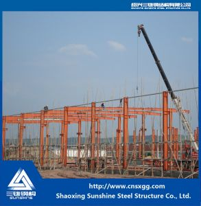 Single Story Steel Mill Building pictures & photos