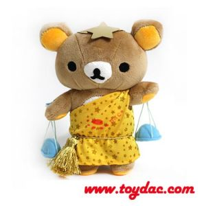 Plush Cartoon Constellation Bear pictures & photos