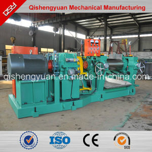 Rubber Mixing Mill of Two Roll Mill pictures & photos