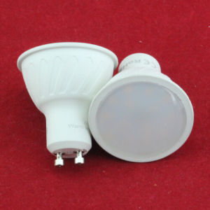 Low Cost Frosted Cover E27 E14 GU10 LED Spot Light pictures & photos