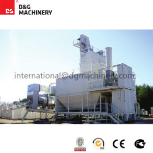 Dg3000AC Asphalt Mixing Plant / Compact Asphalt Mixing Plant Delivered by Container pictures & photos