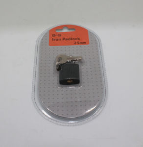 25mm High Quality Iron Padlock pictures & photos