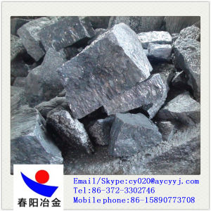 China Raw Material Silicon Calcium Alloy Deoxidizer pictures & photos