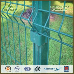 Fence Hot Sale-Cheap Medium Security Wire Fence pictures & photos