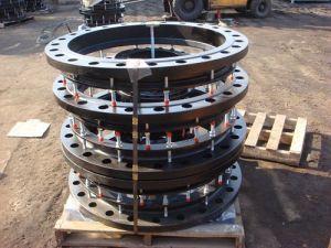 Flange Adaptor Ductile Iron ISO2531/ En545/ En1092-2/ GOST pictures & photos