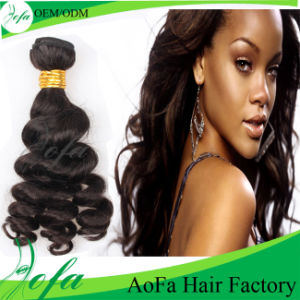 The Body Wave Brazilian Virgin Human Hair Extension pictures & photos