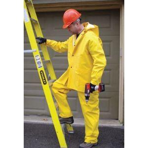 Durable PVC Coating Rainsuit & Rain Suit with Hood pictures & photos