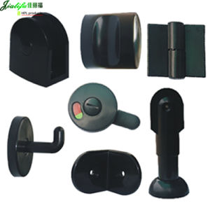 Jialifu Decolateve Toilet Partition Nylon Hardware pictures & photos