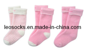Winter Cotton Cute Baby Socks pictures & photos