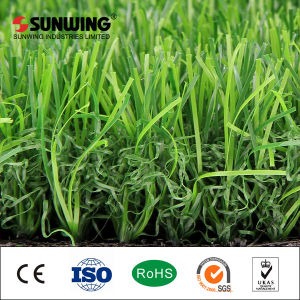 PE Plastic Mat Outdoor Wall Turf Flooring Artificial Grass pictures & photos
