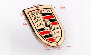 Shield Shape Personal Mini GPS Tracker pictures & photos
