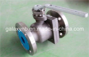 High Corrosive Good Quality Titanium Ball Valves pictures & photos