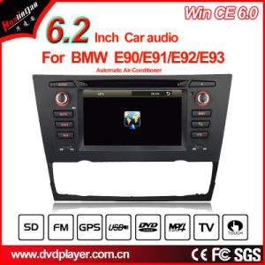 Hualingan GPS Navigation System Car DVD Player for BMW 3 E90/E91/E92/E93 (automatic) pictures & photos