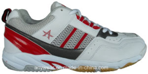 Profession Badminton Court Shoes for Men′s and Women′s Table Tennis Footwear (815-5291) pictures & photos