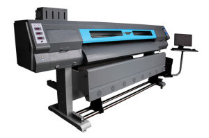 Audley Digital S8000-3 Double 5113 Head 1.9m Sublimation Inkjet Printer with Ce pictures & photos