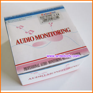 High Sensitive HD CCTV Audio Pickup Sound Microphone 5-120m2 pictures & photos