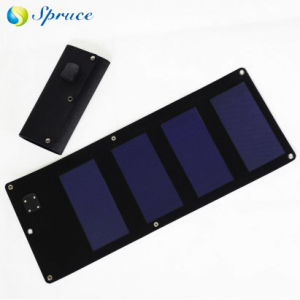 5V 4W Solar Power Charging Pack