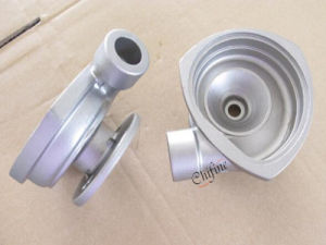 Ss304 Ss316 Stainless Steel Investment Casting Pump Valve Fittings pictures & photos