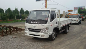 Tking 4X2 Diesel LHD Light 1ton Cargo Truck (ZB1022BDAS) pictures & photos