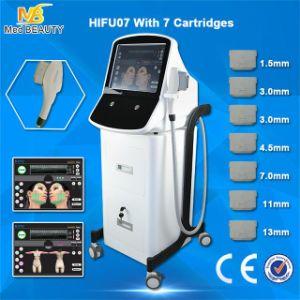 Obvious Effect! ! ! ! Professional Non-Invasive Hifu Ultrasound Hifu Beauty Machine pictures & photos