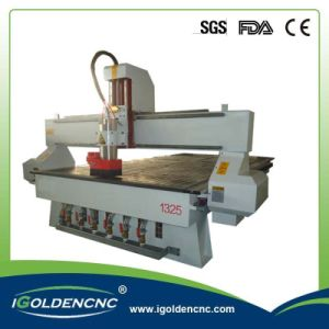 4X8 Feet CNC Woodworking Router for Carving and Cutting