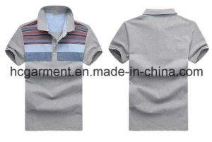 Fashion Short Sleeve Cotton Polo for Man, Men′s T-Shirt, pictures & photos