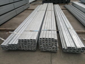 Hot Dipped Galvanized Steel U Channel pictures & photos