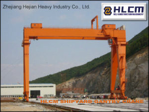 Precast Yard Gantry Crane 14 pictures & photos