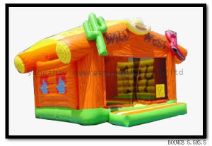 Inflatable Bounce pictures & photos