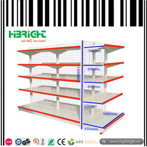 Metal Wire Back Toy Store Shelves Rack pictures & photos