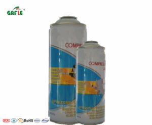 Gafle/OEM R134A with High Purity 99.9% Freon Gas Refrigerant Gas pictures & photos