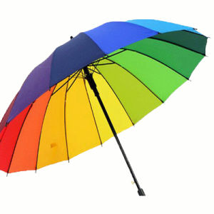 High Quality OEM Custom Printing Outdoor Chinese Parasol Promotion Umbrella pictures & photos