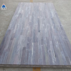 Black Walnut Finger Joint Board for Korea pictures & photos