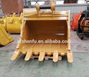 Sf Rock Bucket 5.4 Cbm for Caterpillar Excavator Cat390 pictures & photos