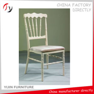 American Style Cream Color Event Napoleon Chair (AT-266) pictures & photos
