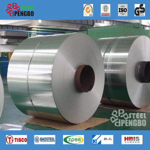 AISI ASTM JIS 304 Cold Roll Stainless Steel Coil pictures & photos