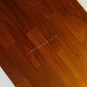 High Quality Solid Wood Natural Hardwood Teak Flooring pictures & photos