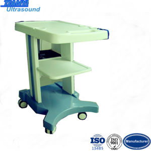 Detachable Medical Trolley for Ultrasound Scanner pictures & photos