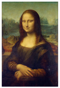 Famous Artists Oil Painting, Masterpiece Oil Painting, Mona Lisa (1505years) -Leonardo Da Vinci pictures & photos